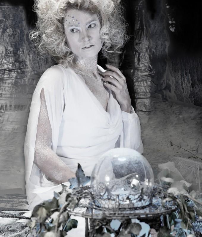 Ice Queen Marlies
