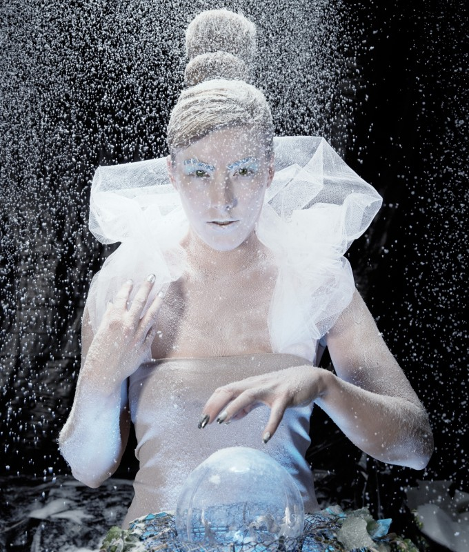 Ice Queen Glynis