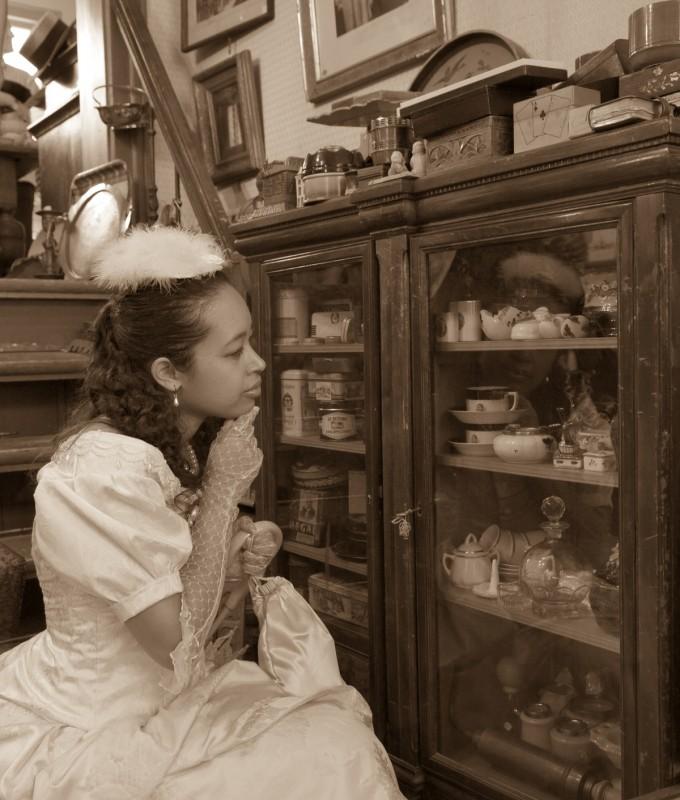 Victorian shoot