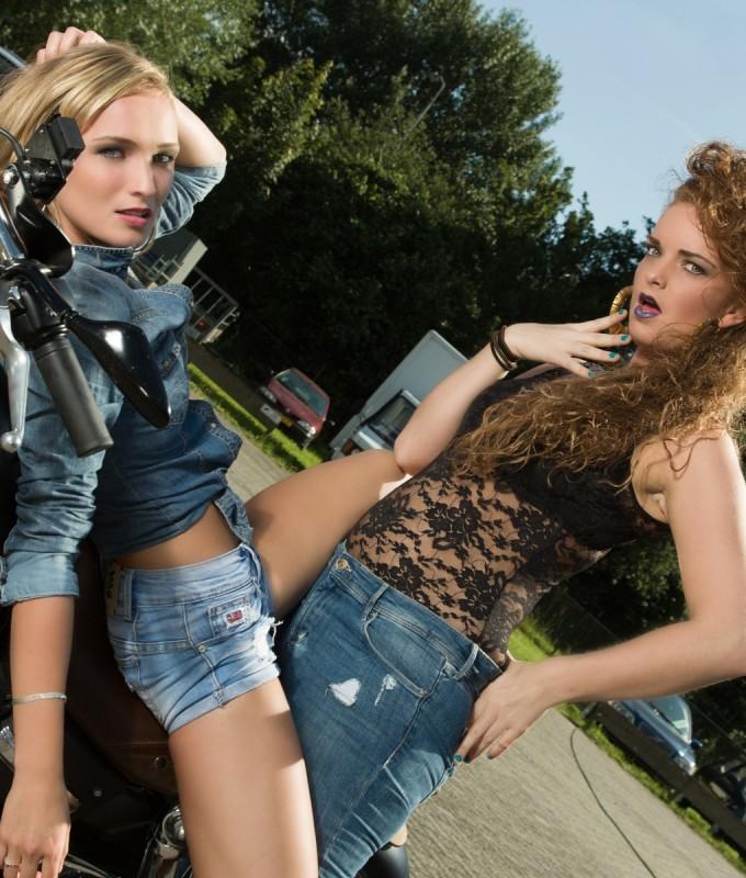 Chantal & Margo